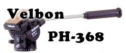 Kurztest Velbon PH-368 Videoneiger auf Reisestativ Sirui T-005