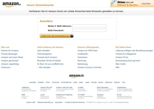 amazon_phishingseite